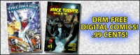 TJ Comics Offering .99 cent DRM-FREE Downloads!