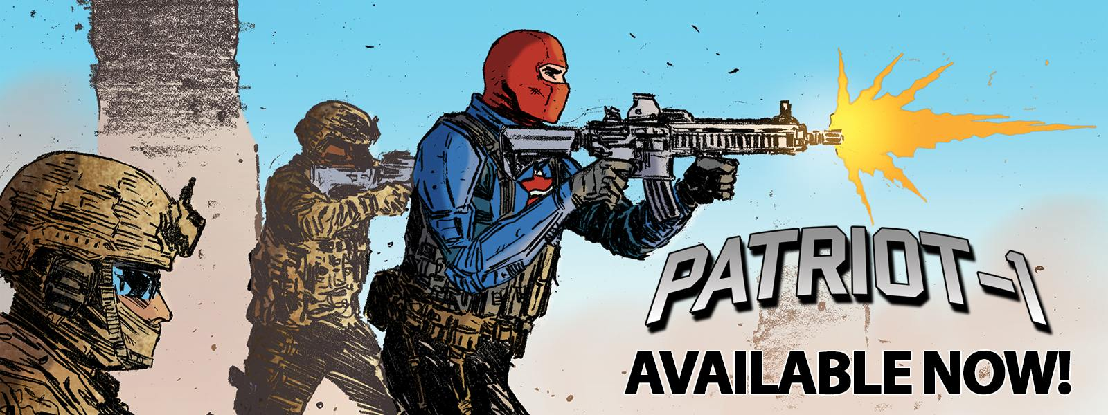 Patriot-1 Available now!