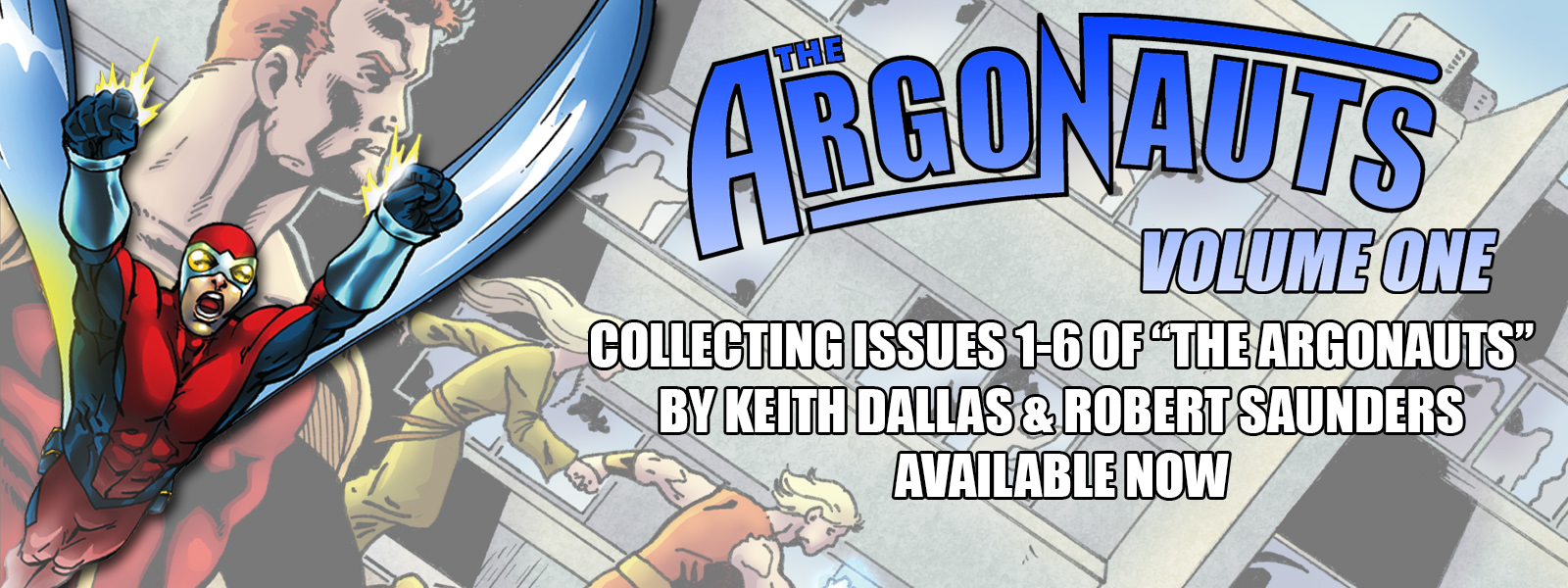 The Argonauts: Book One Available Now!
