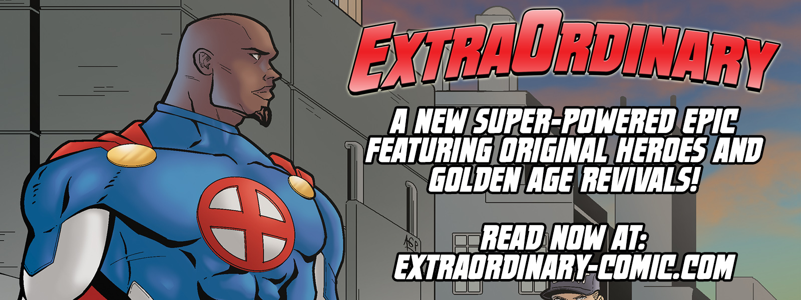ExtraOrdinary #2 begins!