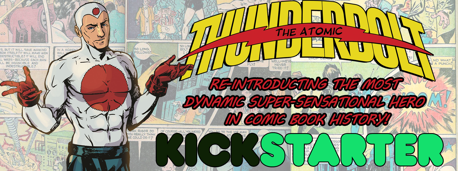 Atomic Thunderbolt on Kickstarter