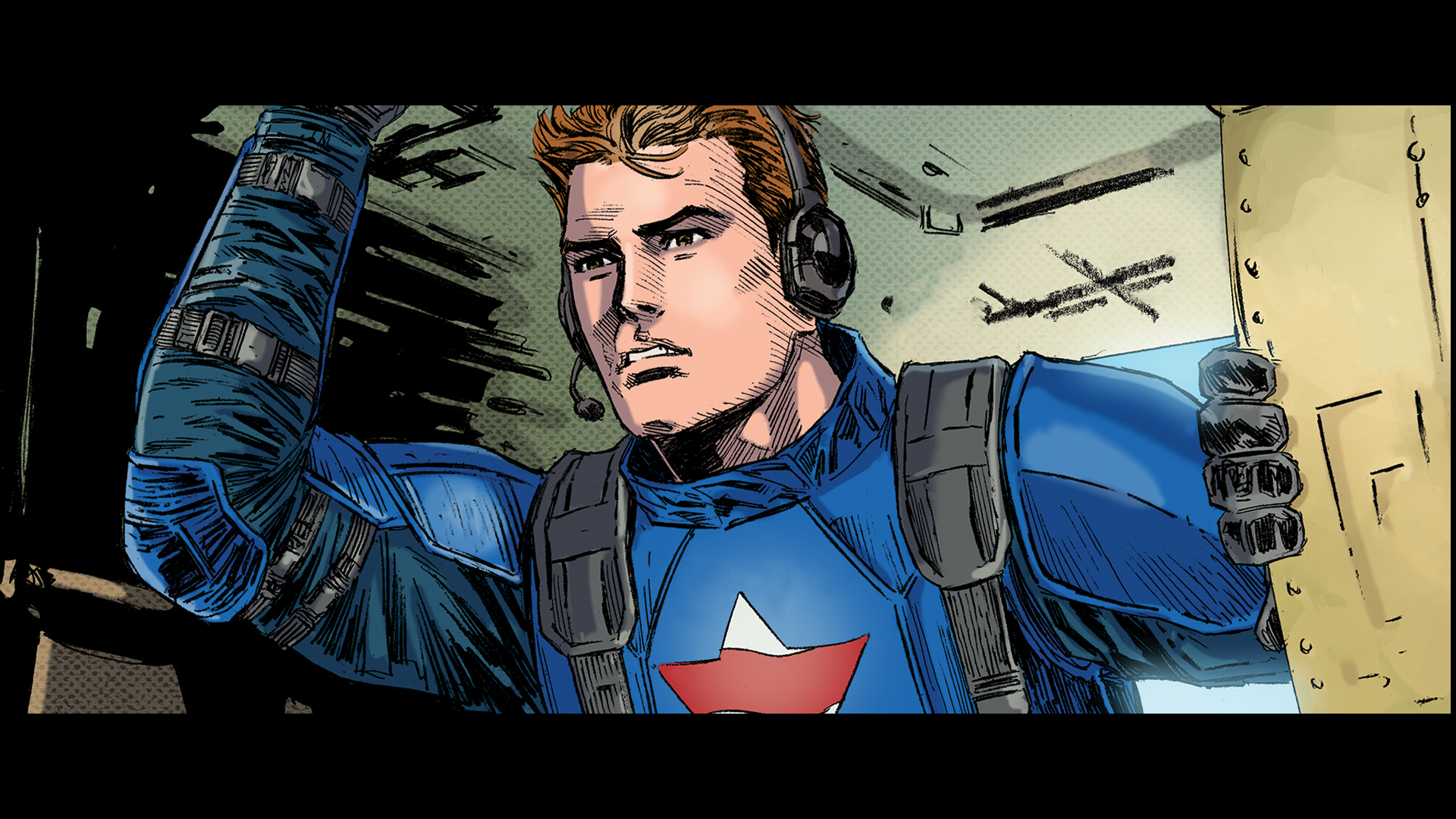 Comic Odyssey: Writing a patriotic character in today's world