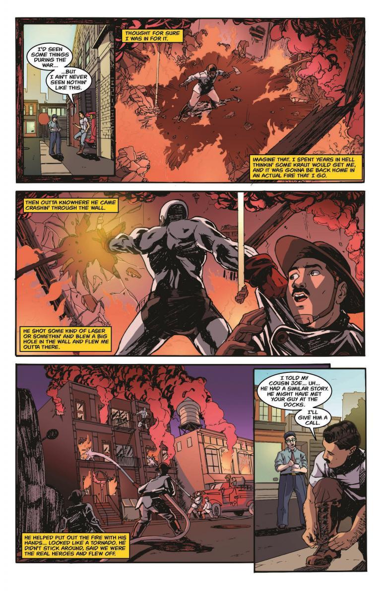 The Atomic Thunderbolt #1 Page 10