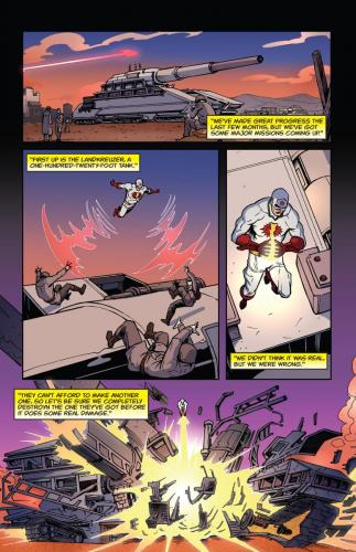 The Atomic Thunderbolt #2 Page 15
