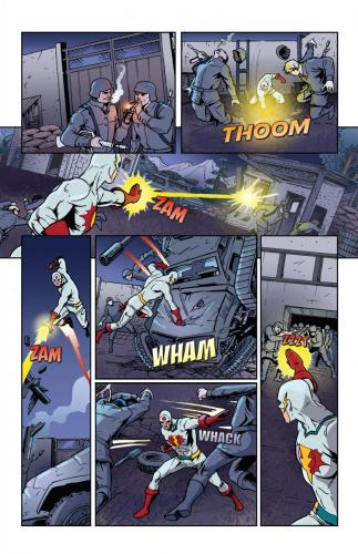 The Atomic Thunderbolt #2 Page 21