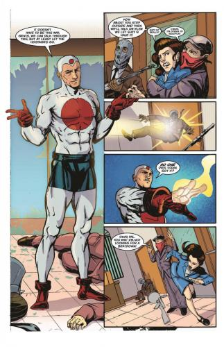 The Atomic Thunderbolt #1 Page 22
