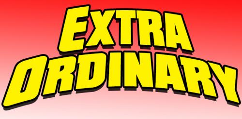 "First details on TJ Comics' ""ExtraOrdinary"""
