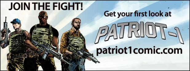 The official Patriot-1 website is live